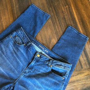 Michael Kors high rise jeans size 10